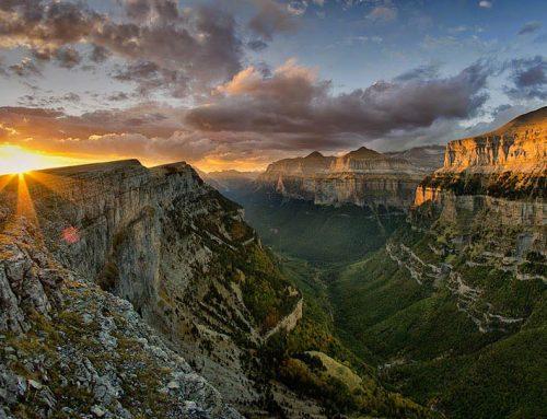 Parque Nacional de Ordesa en primavera, verano y otoño